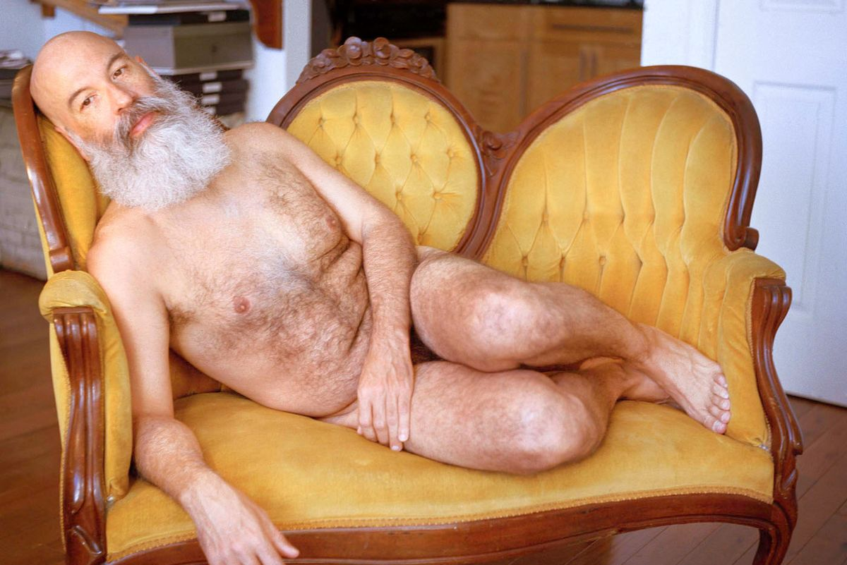 15 Intimate Portraits of Older Queer Men