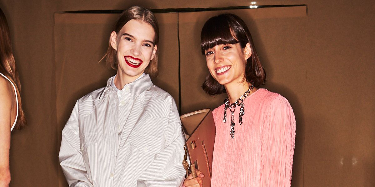 Go Backstage at Givenchy's Spring 2019 Show