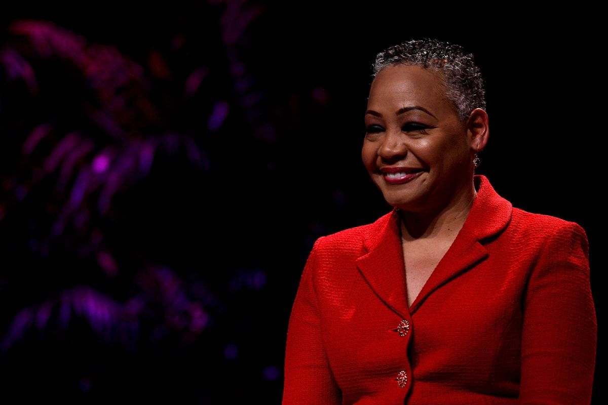 Time's Up Appoints Lisa Borders as Its First President and CEO