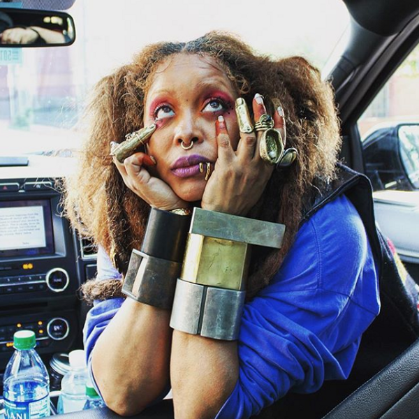 Updated: Erykah Badu and Alicia Keys Support Kavanaugh Protest