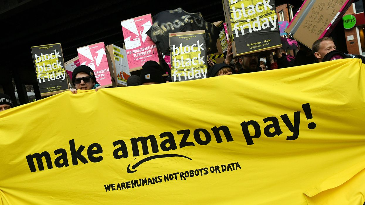 Amazon raises minimum wage to $15 for all U.S. workers