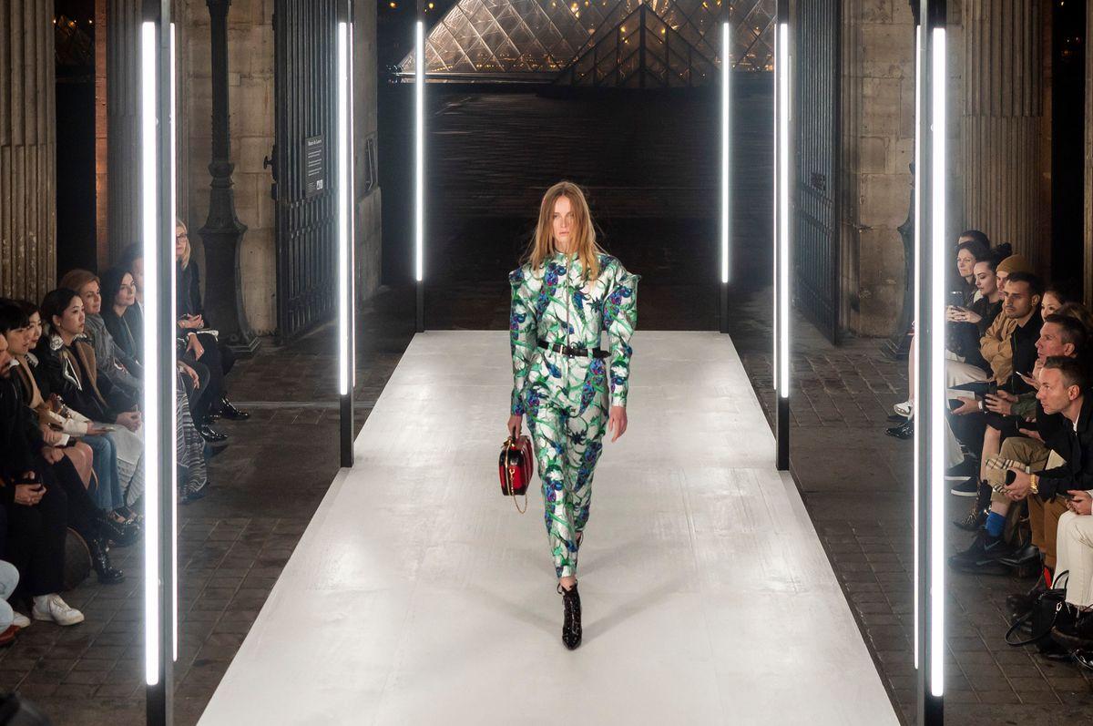Nicolas Ghesquière Propels Louis Vuitton Into the Future