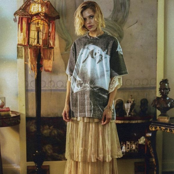 Courtney Love Brings It Home For Midnight Studios Collab