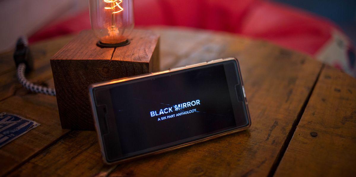 Black Mirror Burning Series