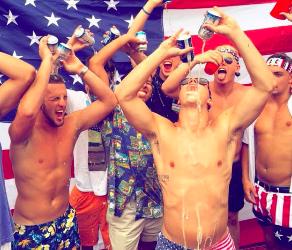 11 Times Frat Guys Actually Weren't Buttheads, According To College Girls