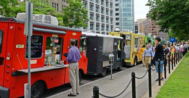 Food Trucks in D.C.