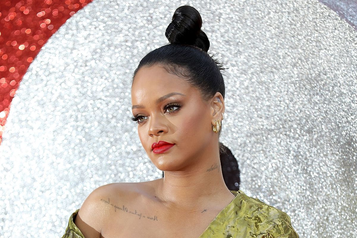 There's a New Bling Ring In L.A. and They Got to Rihanna