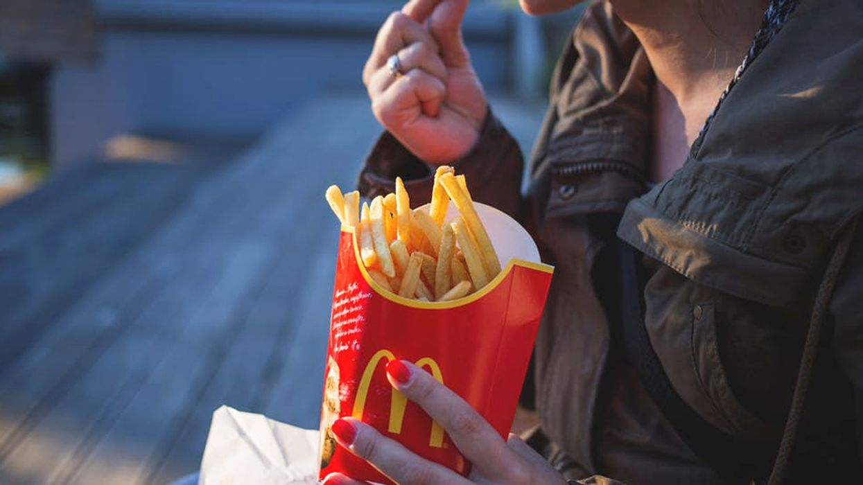 More Than 80 Million U.S. Adults Consume Fast Food on Any Given Day