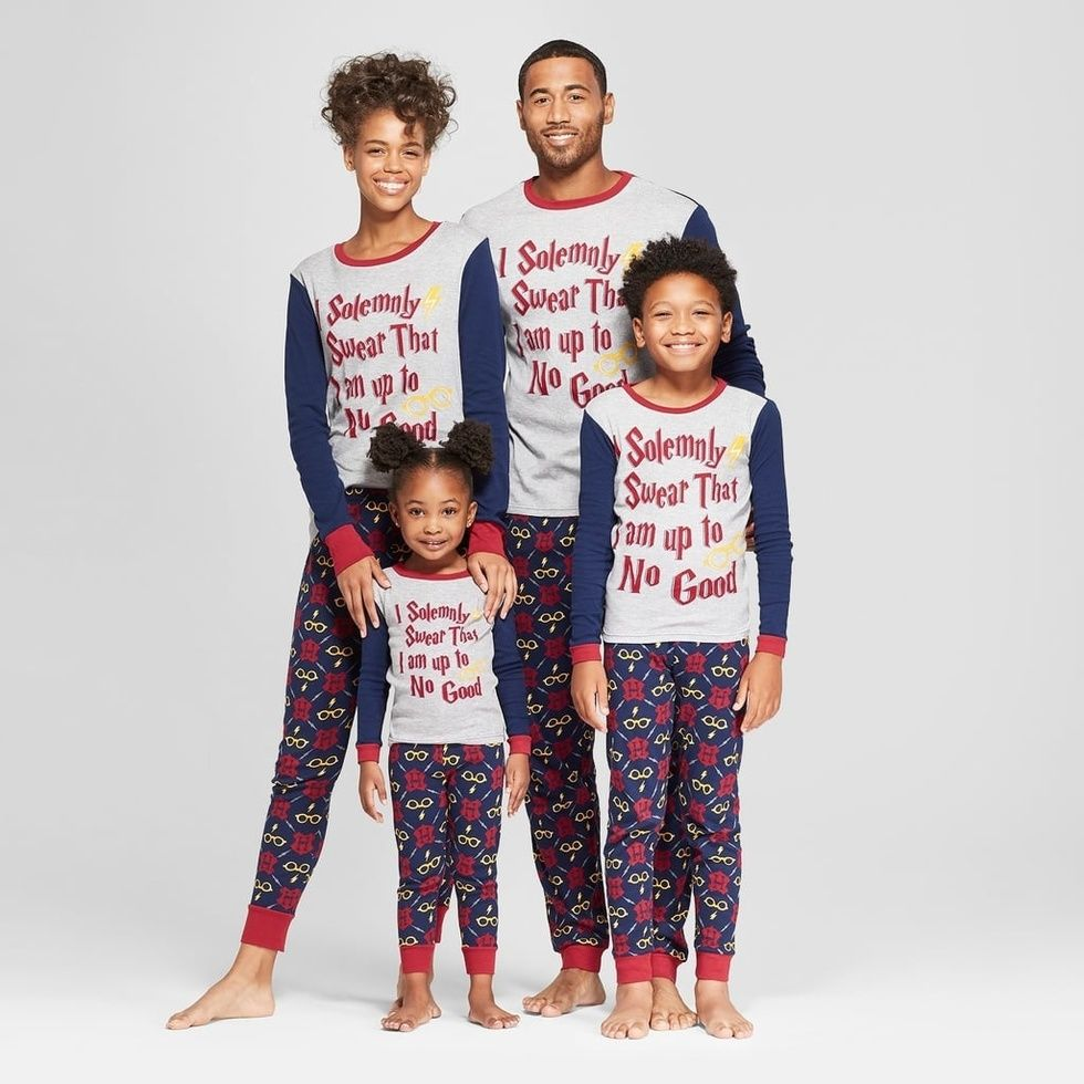 cd6f4f700281 Target now has matching Harry Potter family pajamas 🧙 ♀ - Motherly
