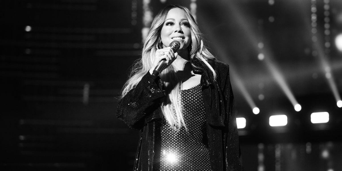 Mariah Carey Serves Fluttering Vocals and Finger Snaps on 'With You'