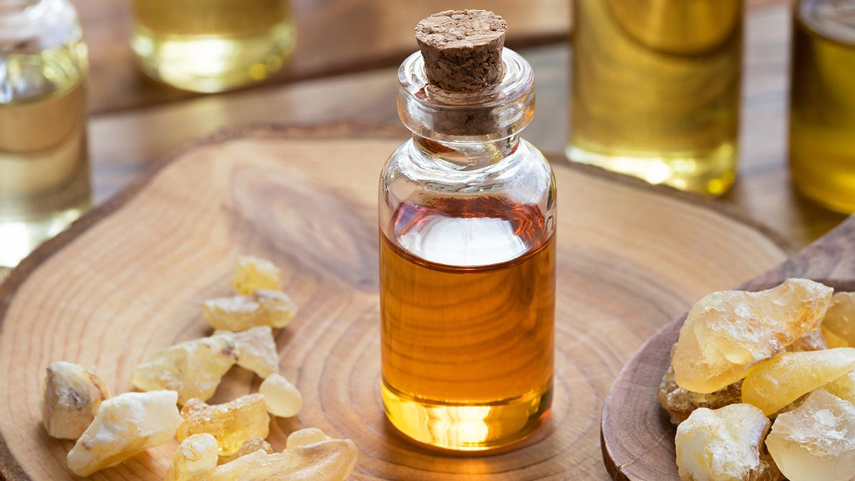 Frankincense: A Potent Anti-Inflammatory and Possible Cancer Fighter