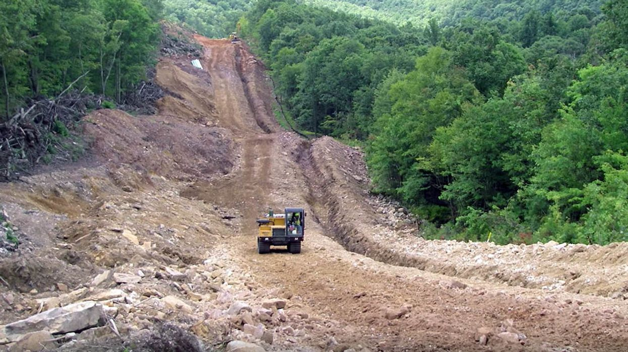 Mountain Valley Pipeline Construction Permit Revoked by Federal Court