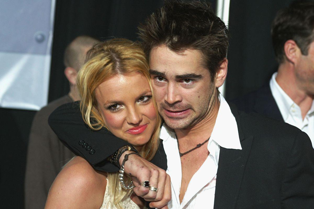Hollyweird: Britney Spears Briefly Dated Colin Farrell