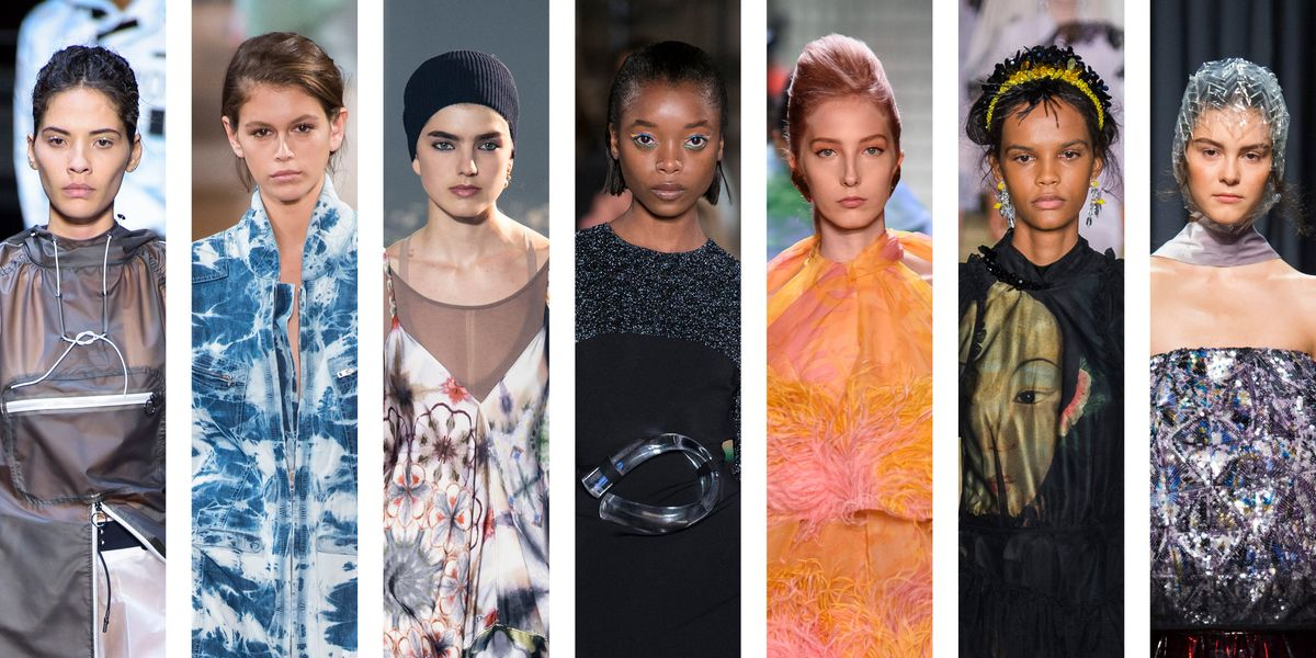 Your Spring 2019 Trend Report Is Here