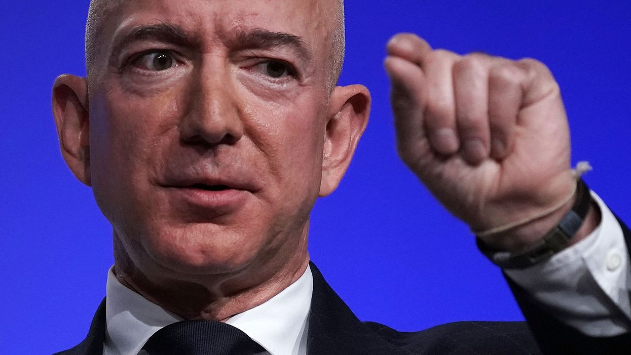 """Amazon dumps """"stealth tax"""" on unsuspecting warehouse workers"""