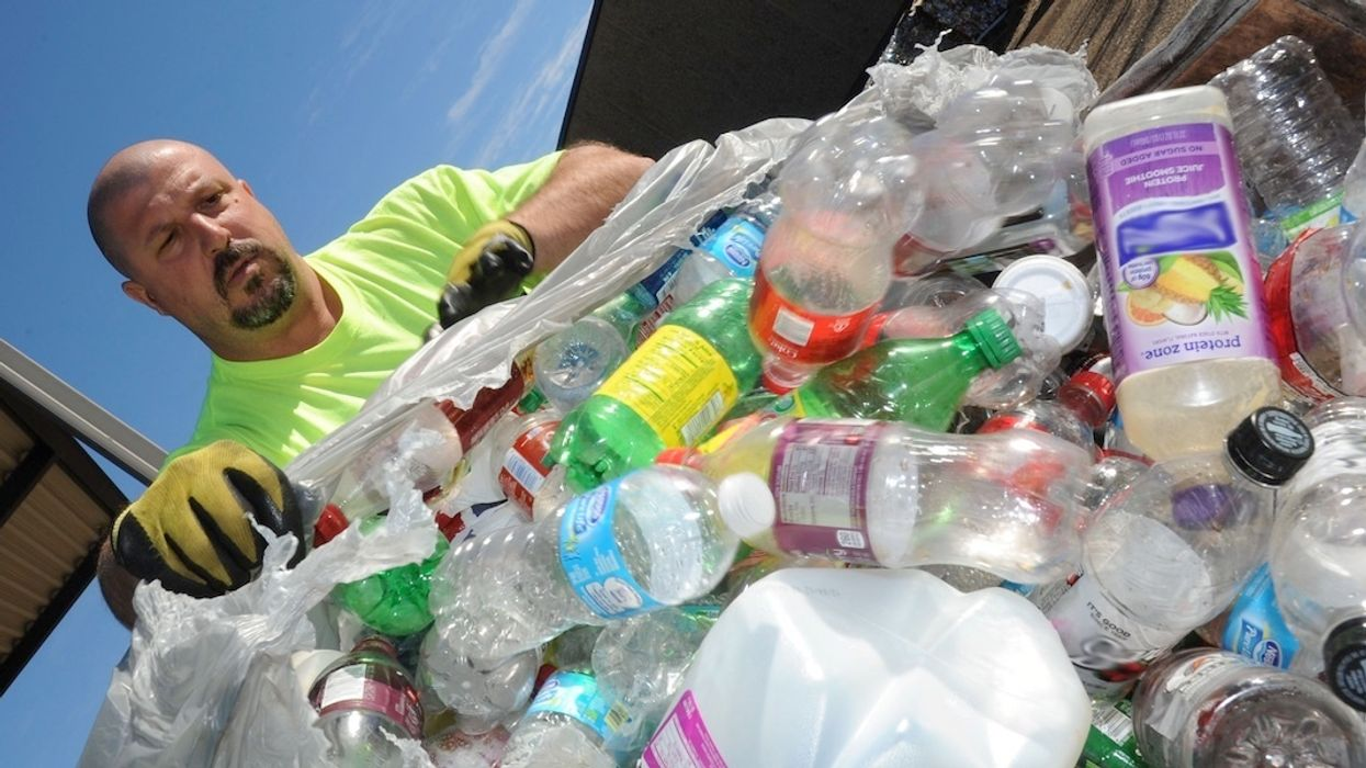 U.S. Recyclers in 'Mounting Crisis' After China's Plastic Waste Ban