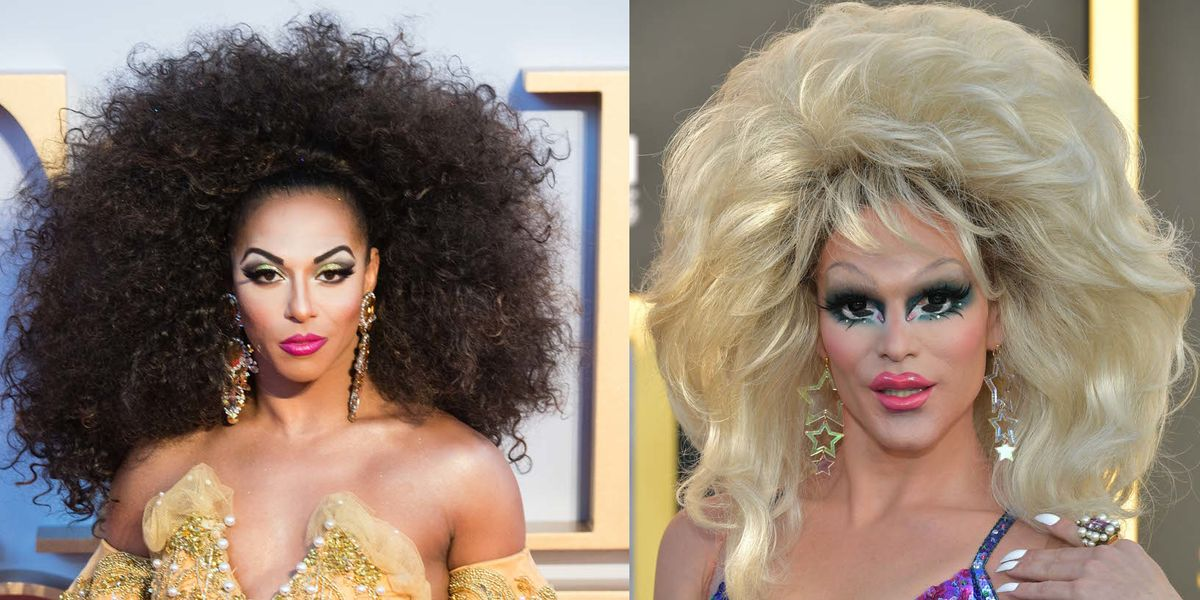 Shangela and Willam Belli On Their Appearances in 'A Star Is Born'