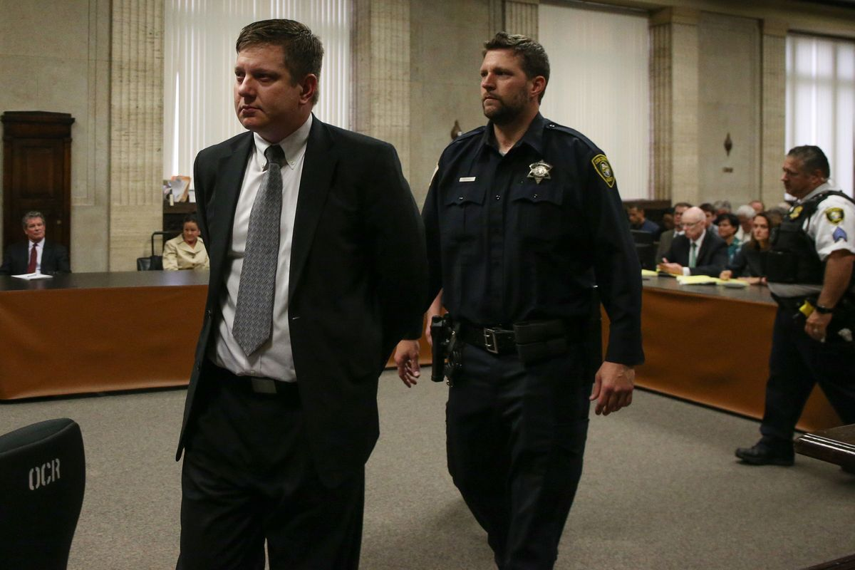 White Chicago Police Officer Found Guilty In The Murder of Laquan McDonald