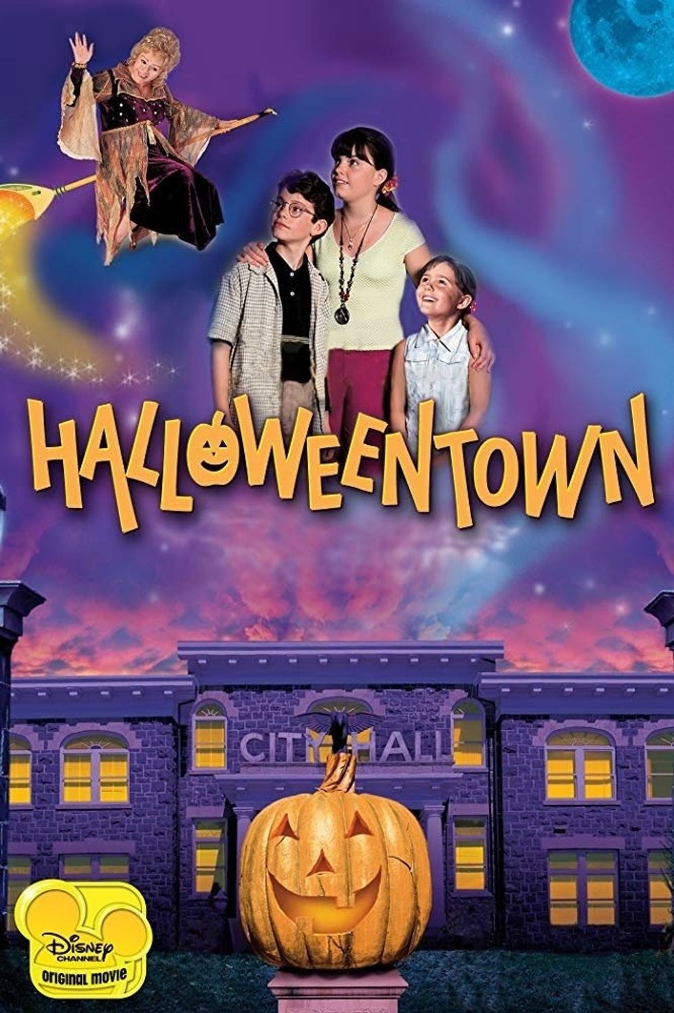"""Find Out The Secrets Of """"Halloweentown"""" This Spooky Season"""