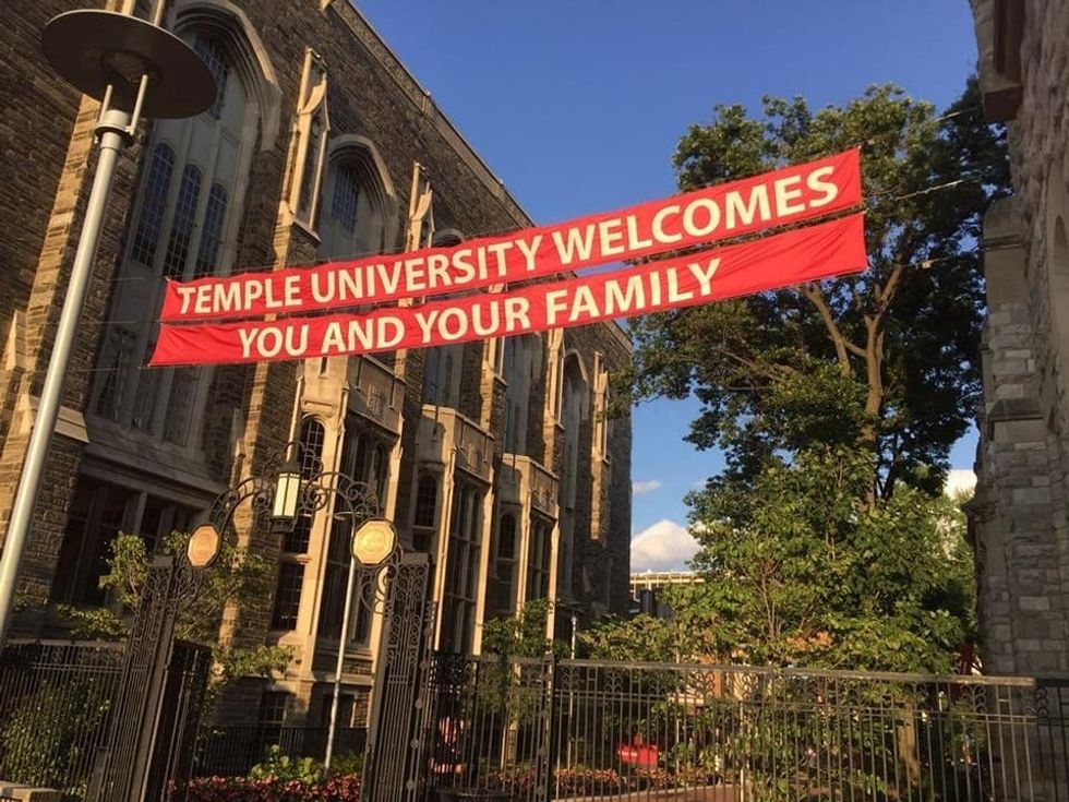 Temple University Was Not My First Choice, But It Was The Best Choice I Ever Made