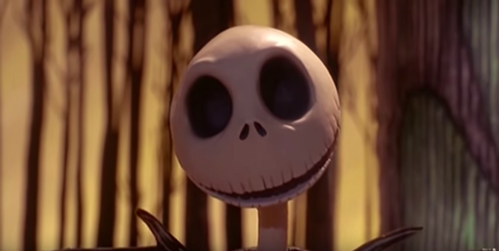'The Nightmare Before Christmas:' A Halloween Classic
