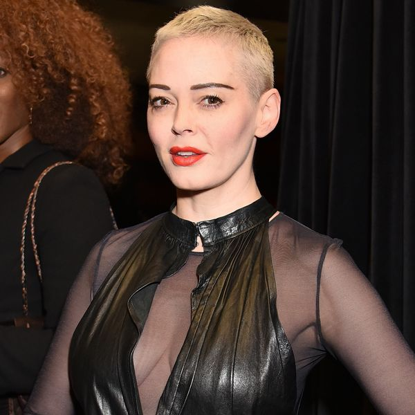 Rose McGowan Sounds Off On Hollywood 'Douchebags'