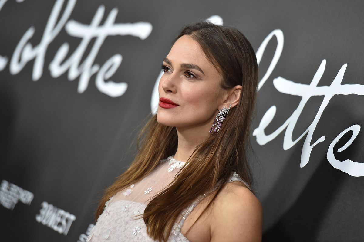 Keira Knightley Wants To Change How We Talk About Birth