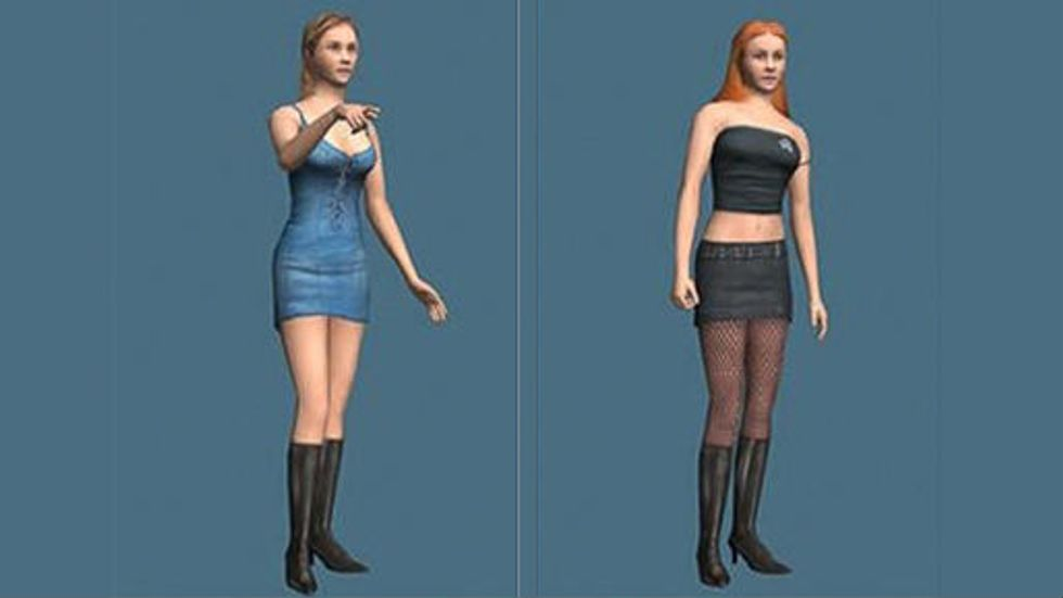 The Proteus Effect and Self-Objectification via Avatars