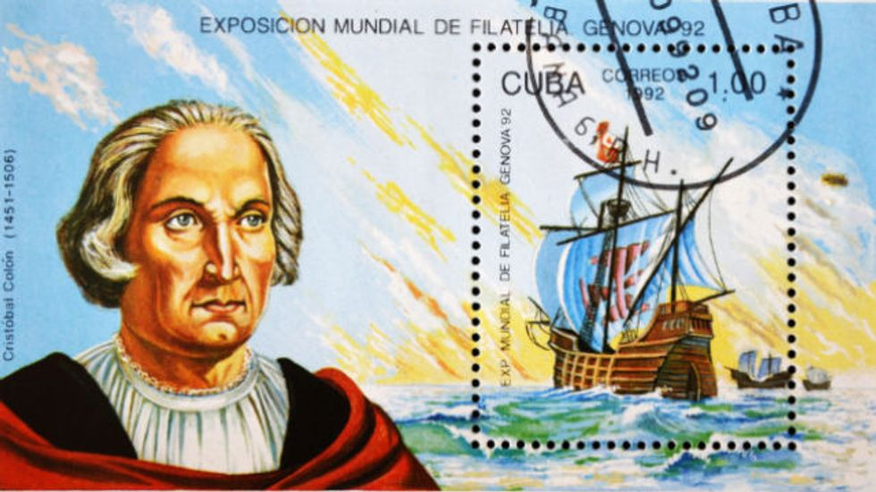 Three New Lessons for Columbus Day