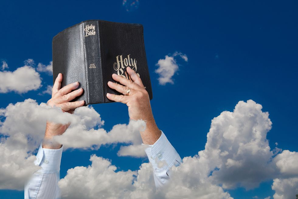 The Bible Paradox