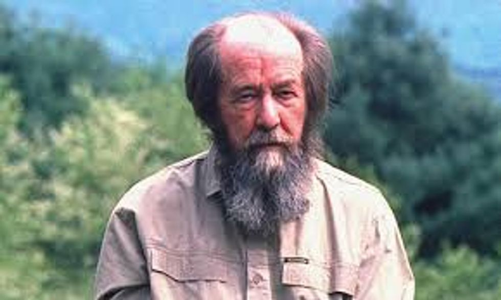 Solzhenitsyn and the One True Progress