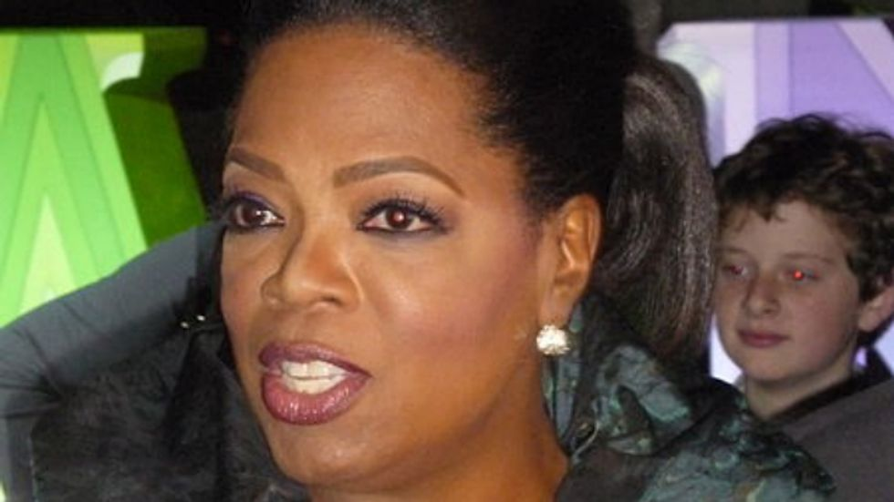 Oprah Winfrey and the Misuse of Celebrity Entertainment Platforms