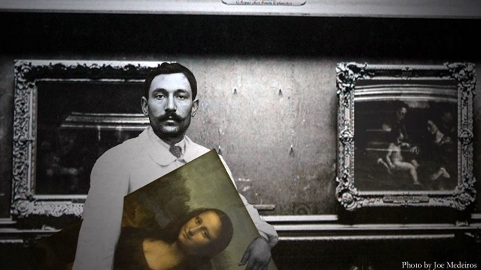 Who Was the Man Who Stole the Mona Lisa?
