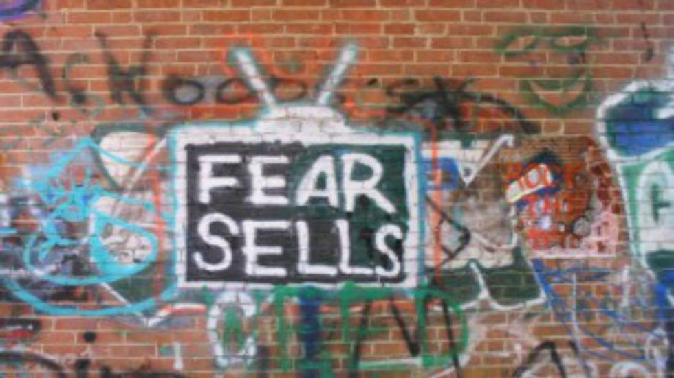 """""""exFEARience"""", A Scary (and Brilliant) Satire on a Scary Truth; Fear Sells."""