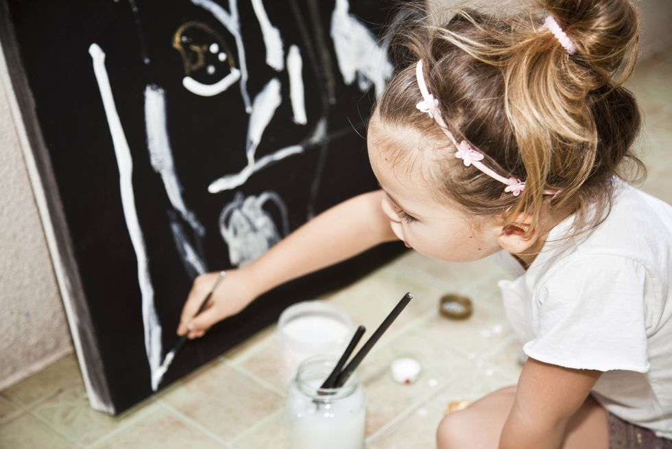 Does Creativity Come From Nature or Nurture?