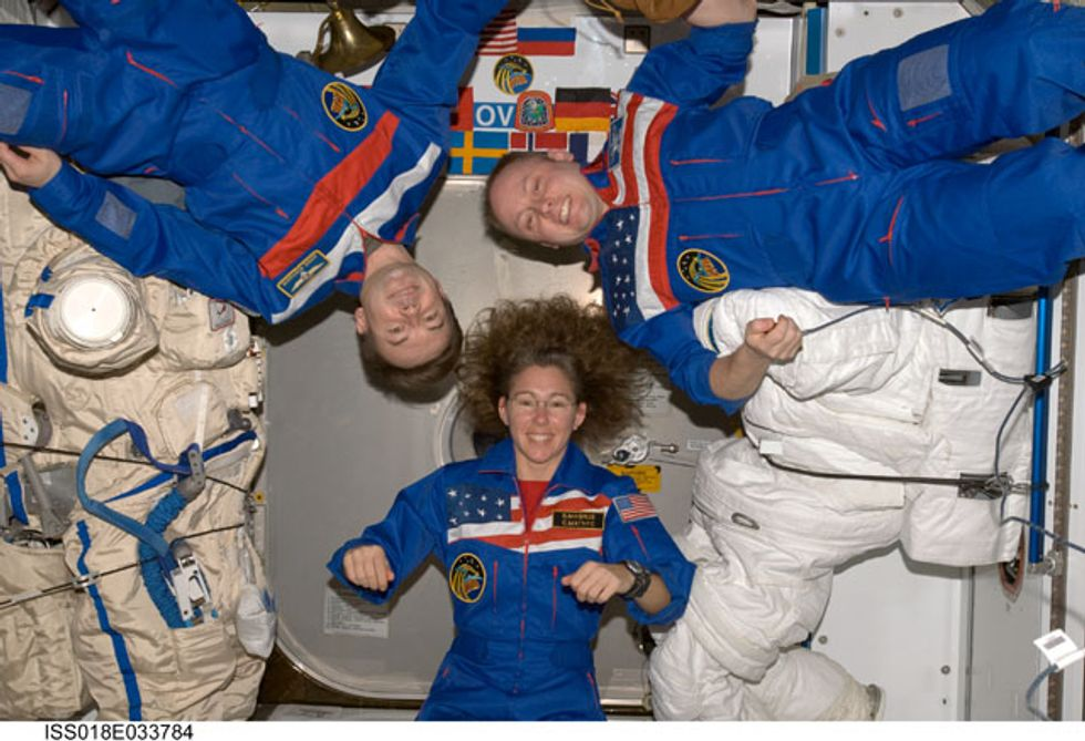 The Promise of Microgravity Experiments