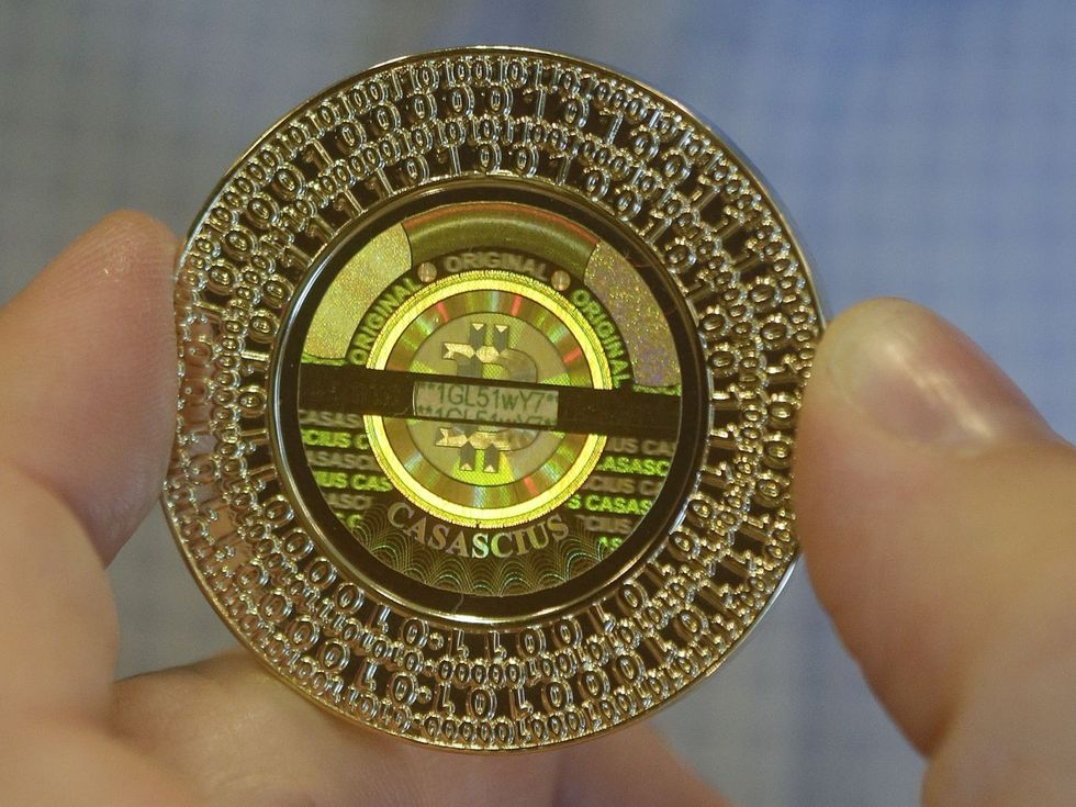 Bitcoin is Trust