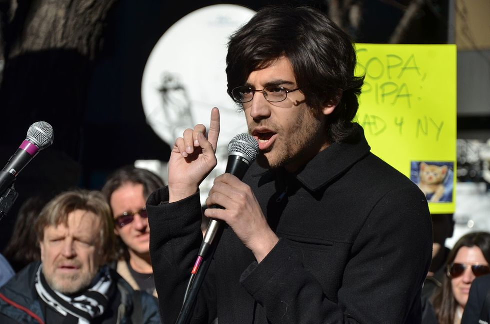 Big Idea for 2014: Open Data (the Legacy of Aaron Swartz)