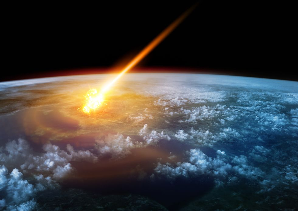 What is the Likelihood of an Asteroid Impact?