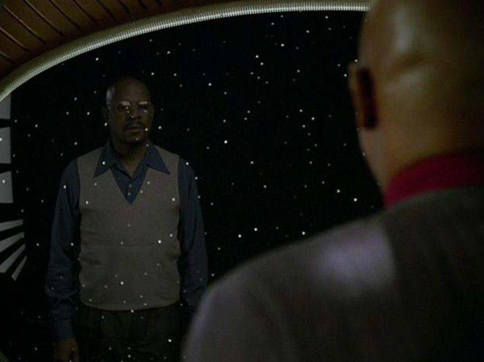 There's No Place for Racism in the Final Frontier: Star Trek's Brilliant Episode on Discrimination