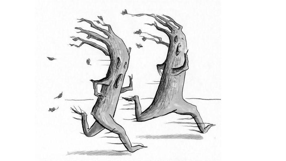 Richard Dawkins's Tree Metaphor: Why Free Markets Are So Inefficient