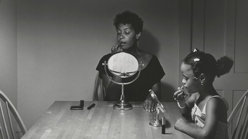 """Why Carrie Mae Weems Doesn't Want Your """"Black"""" Art Exhibitions (or Your Women's Shows Either)"""