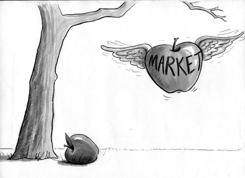 Markets, Unnatural Laws and Choices