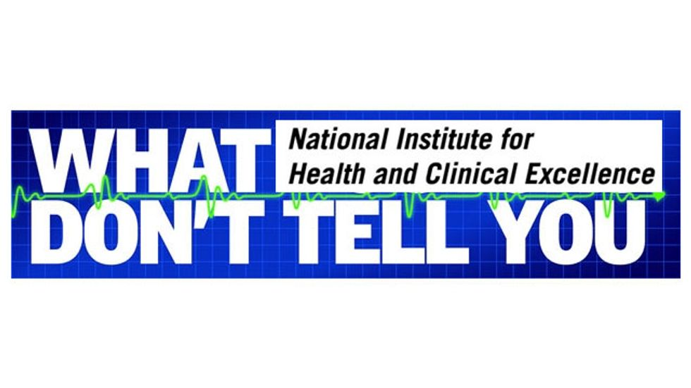 Brain Injuries: What NICE doesn't tell you