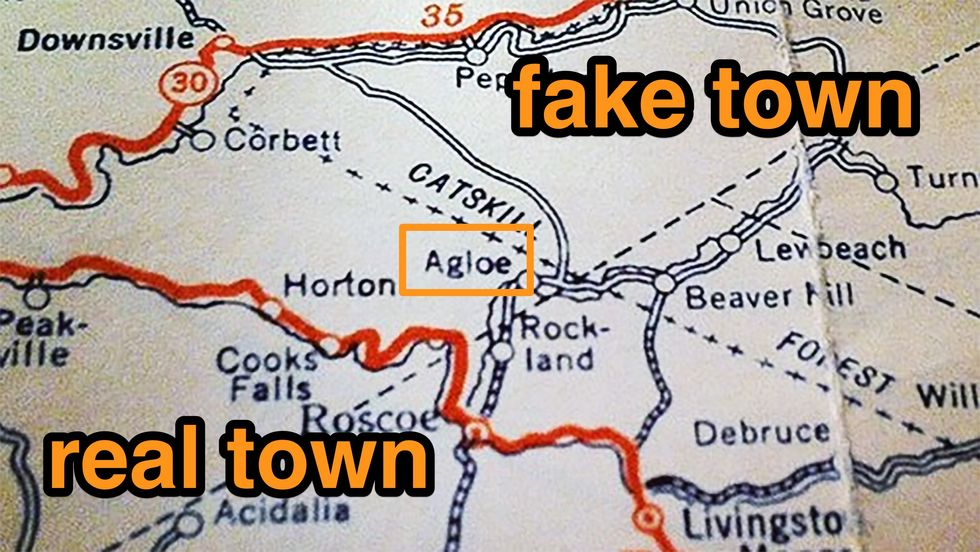 Agloe: How a Completely Made Up New York Town Became Real