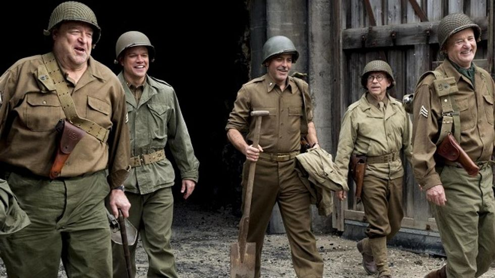 Can the Monuments Men Save the Art History Major?