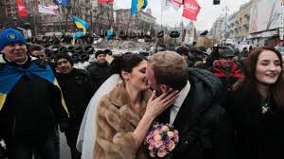 Quick Thoughts on Ukraine and Europe