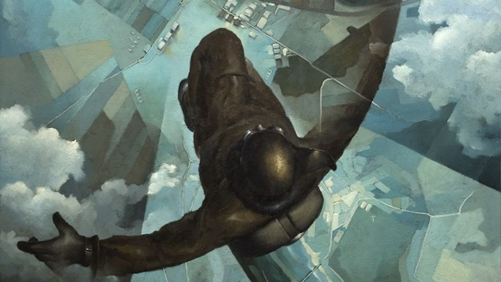Italian Futurism: The Undead Art Movement?