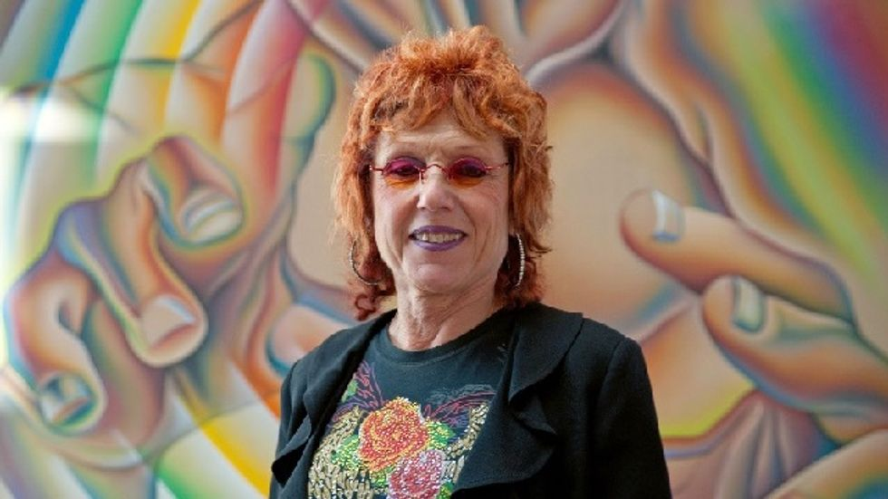 Why Judy Chicago Still Fights for Feminist Art at 75
