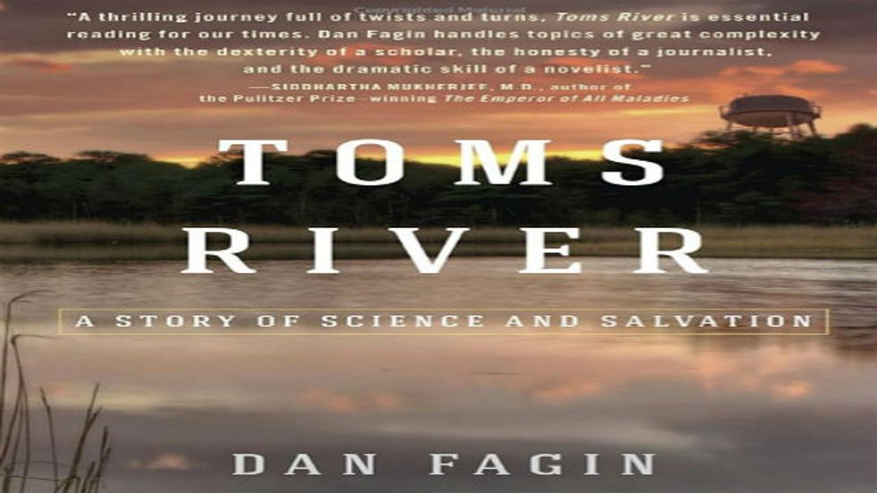 """Pulitzer Prize-winning """"Toms River"""", an environmental precautionary tale you need to know about"""